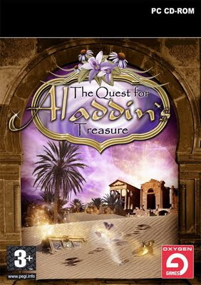 The Quest For Aladdin's Treasure 2008