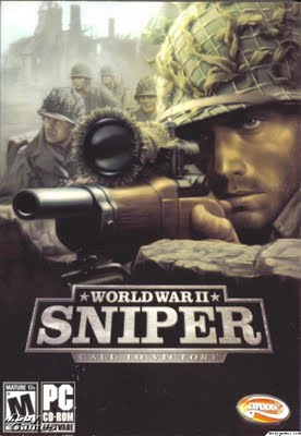 World War II Sniper Call Of The Victory