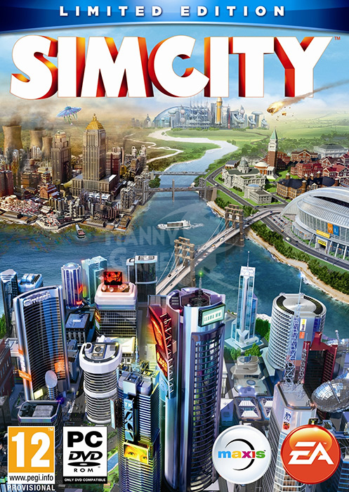 Simcity Deluxe Edition
