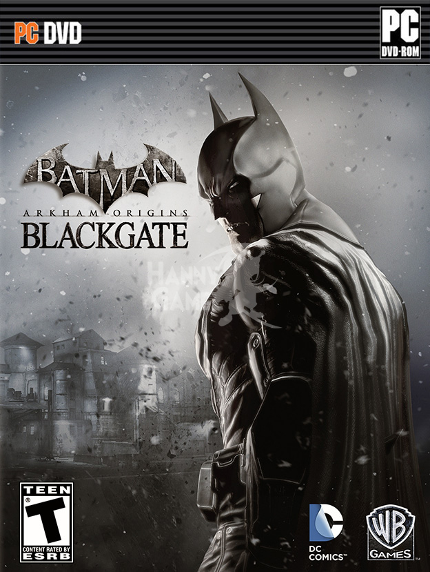 Batman Arkham Origins Blackgate Deluxe Edition