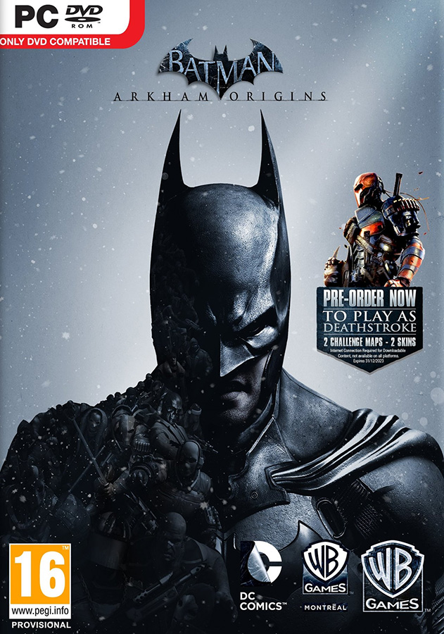 Download Batman Arkham Origins PC