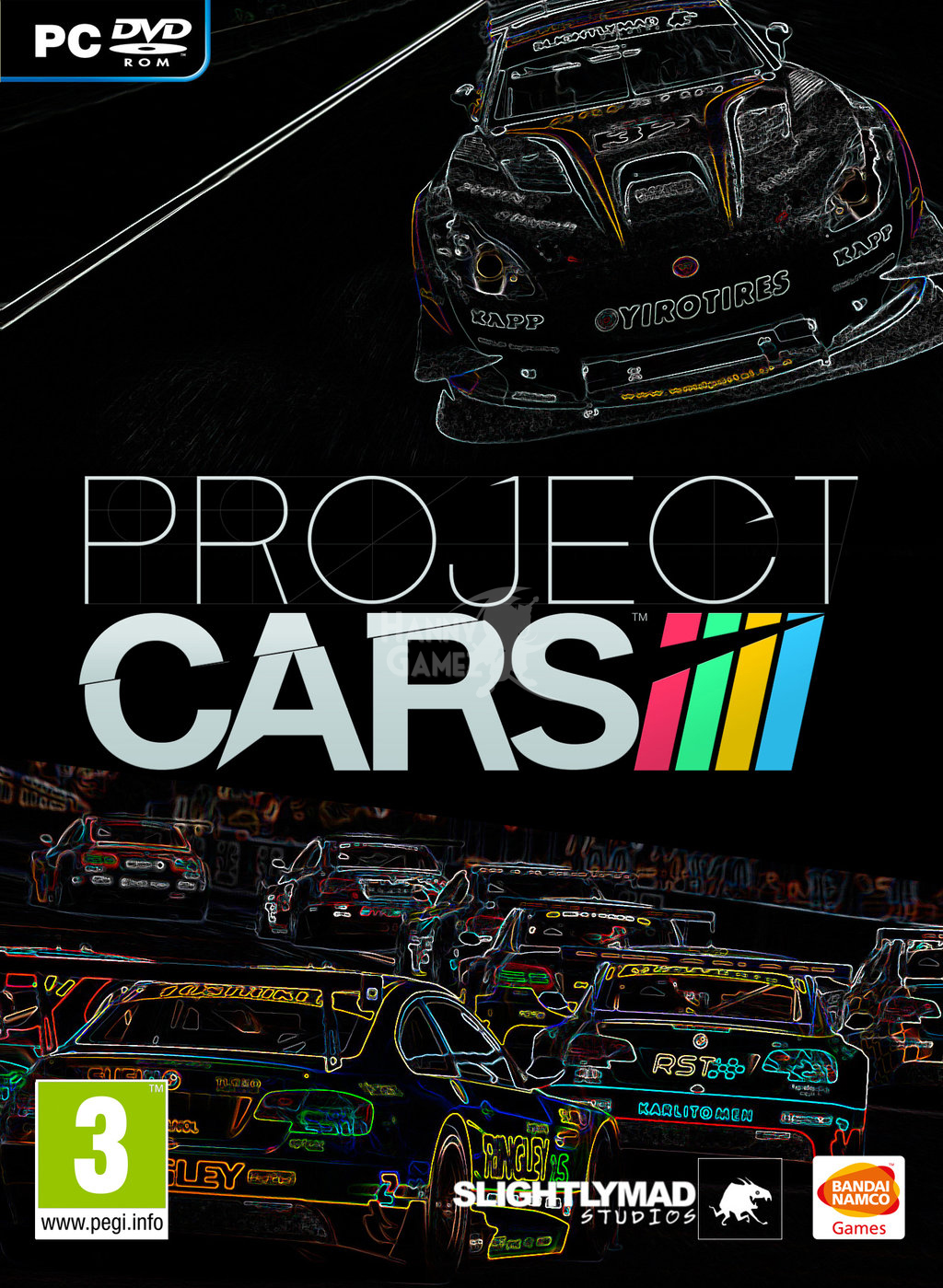 Project Cars Full PC